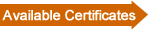 Available SSL Certificates