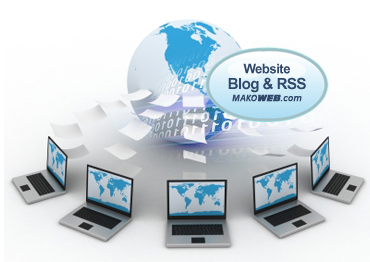 Blog - RSS feed integration