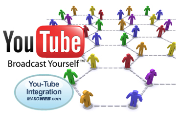 You Tube Integration