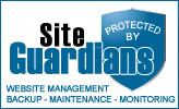 Protected by Site Guardians